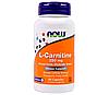 Л-карнитин NOW L-Carnitine 250 мг (60 капсул)