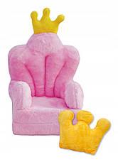 Детское мягкое кресло Princess, фото 3
