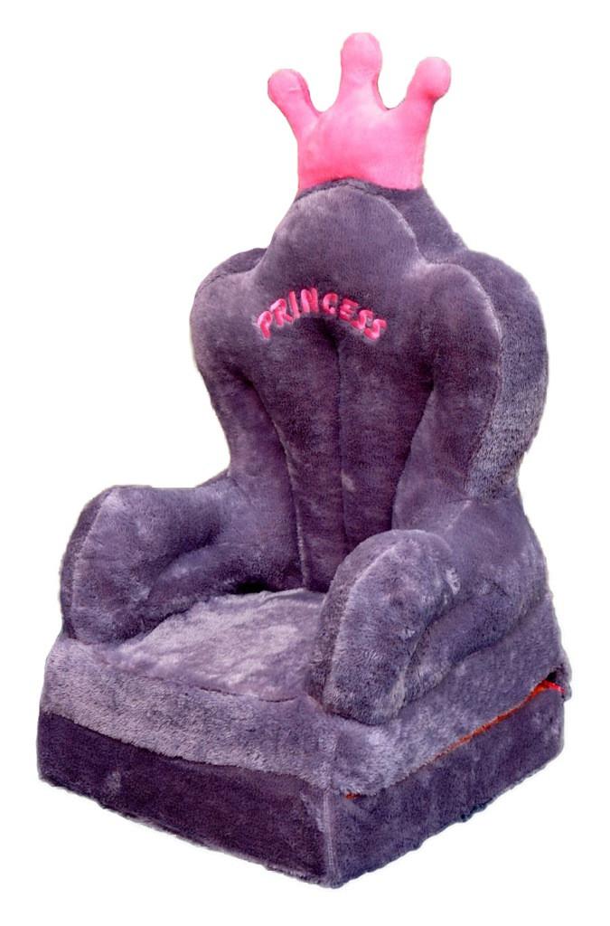 Детское мягкое кресло Princess