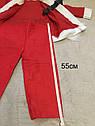 Маскарадный костюм Санты Клауса  флок на 3-5  лет, фото 3