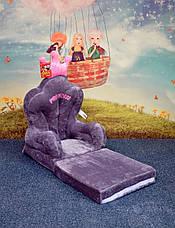 Детское мягкое кресло Princess, фото 2