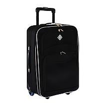 Дорожный чемодан на колесах Bonro Best Черный Большой