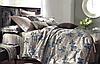 Комплект постельного белья ЖАККАРД перламутровый бежевый