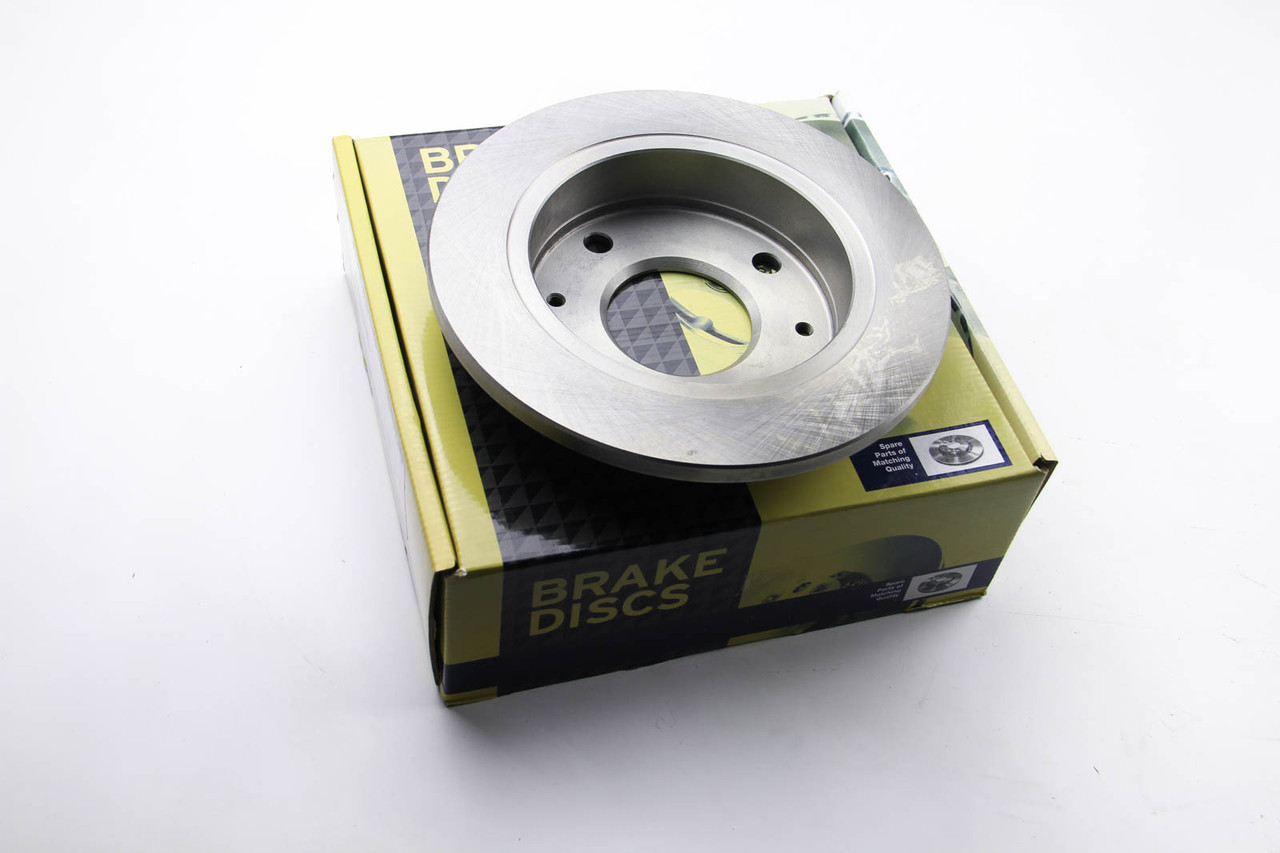 Тормозной диск задний Hyundai Santa Fe II 2006- (302x11)