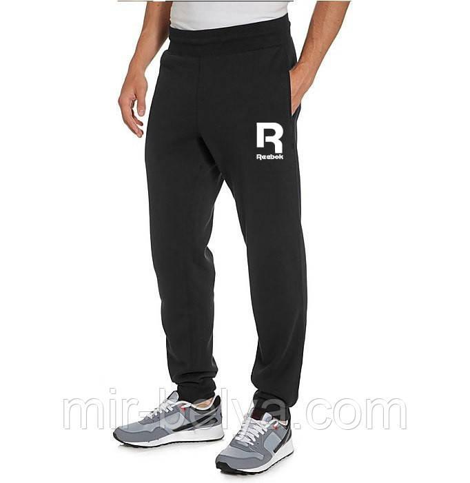 343cdbe2 Мужские спортивные брюки Reebok манжет зауженные : продажа, цена в ...