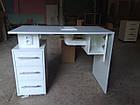 Манікюрний стіл з витяжкою, фото 7