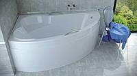 Акриловая ванна ADA 140х90 (левая) Besco PMD Piramida