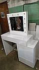 Стол для визажиста с крашеными МДФ фасадами, фото 2