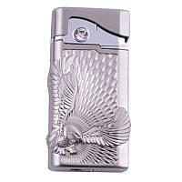 Огонь в кармане Подарочная Зажигалка XT 3835 Стильный дизайн Оригинальный Подарок Строгая форма Подарок другу