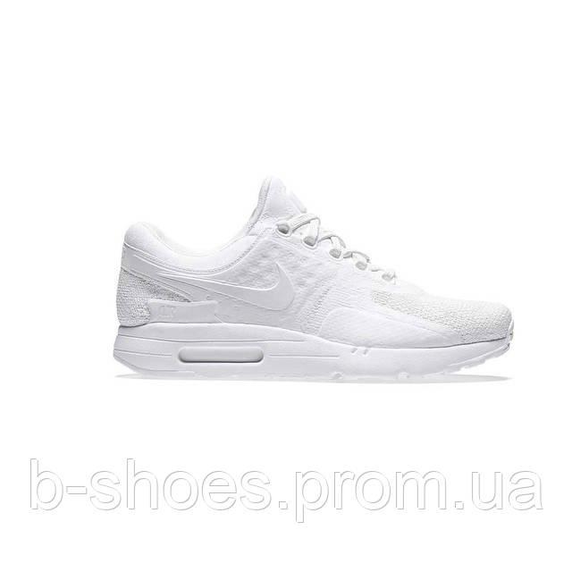 dac6508ed840 Женские кроссовки Nike Air Max Zero (White) купить в Киеве ...