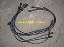Провода зажигания Зил 130, Газ 53, 3307, силикон, 9 штук, комплект, чёрные (производитель Janmor, Польша), фото 4