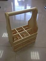 Ящик для винных бутылок №06