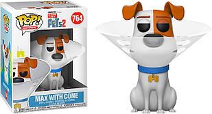 Фигурка Funko Pop Фанко Поп Тайна домашних животных Макс The Secret Life of Pets Max 10 см Cartoon SL M 764