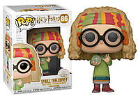 Фигурка Funko Pop Фанко ПопПрофессор Сивилла Трелони Гарри Поттер Harry Potter Sybill Trelawney HP ST 86