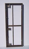 Люки-невидимки под плитку шириной 105 см (ДВУХДВЕРНЫЕ) распашные