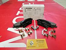 Колодки тормозные задние Renault Megane 3 (Original 440608061R)
