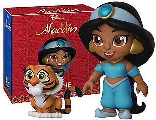 Фигурка Funko 5 Star Алладин Принцесса Жасмин Aladdin Princess Jasmine 7,5 см Cartoon 5 Star A PJ