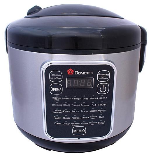 Мультиварка Domotec DT-519 на 5 л 45 программ
