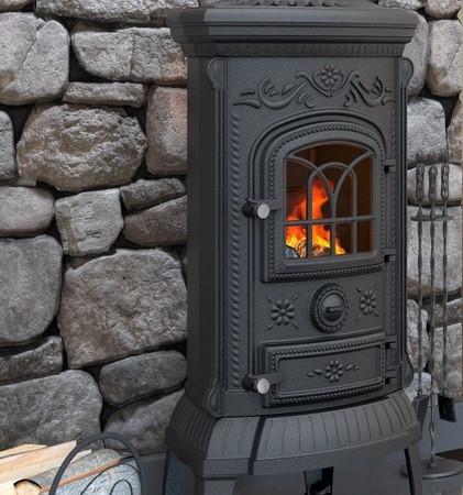 Піч камін Nordflam VERDO 9 кВт