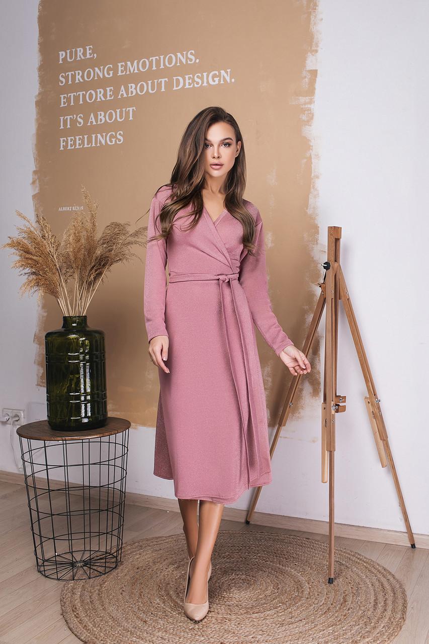 Платье LiLove 037-1 44 розовый