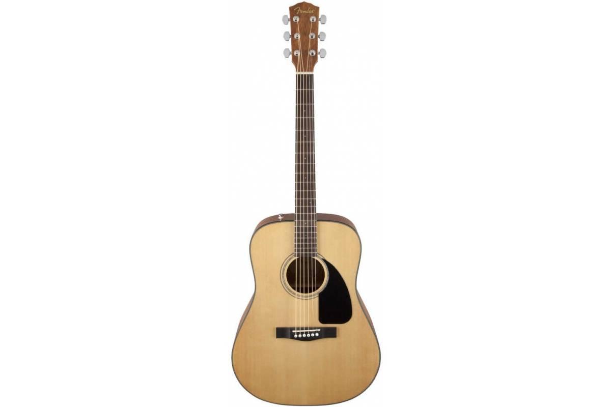 Гитара акустическая FENDER CD-60 V3 WN NATURAL