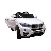 Детский электромобиль на аккумуляторе Cabrio B12 EVA с пультом управления МР3 Белый, фото 1