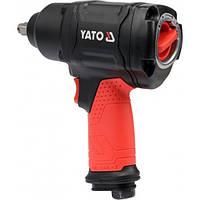 Гайковерт пневматичний YATO 1/2 YT-0953 ударний ручної 10000 об/хв, фото 1