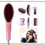 Расческа-выпрямитель Fast Hair Straightener 906 Опт/ Розница, фото 4