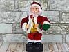 Интерактивная новогодняя игрушка Дед Мороз двигается