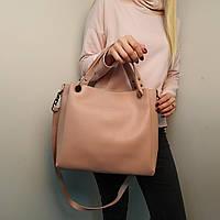 """Повседневная сумка """" Аманда 1 Pink"""". Уценка, фото 1"""