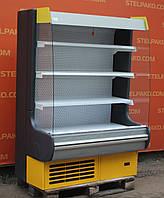 Холодильный регал «Росс Modena ВХТС-350Д» 1.4 м. (Украина), отличное состояние, Б/у, фото 1
