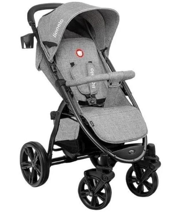 Детская прогулочная коляска Lionelo Annet (прогулянкова коляска для дітей)