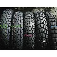 Резина на мотоцикл 110/90-16, SJF-009, CY-003, 151, 114, JH-16A, 021 Enduro, TT