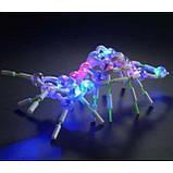 Игрушка конструктор Light Up Links. Детский светящтйся развивающий конструктор., фото 5