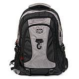 Большой рюкзак из нейлона с плотной спинкой Power In Eavas 8211, фото 3