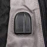Большой рюкзак из нейлона с плотной спинкой Power In Eavas 8211, фото 4
