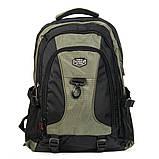 Большой рюкзак из нейлона с плотной спинкой Power In Eavas 8211, фото 9
