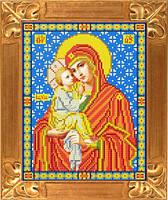 Схема для вышивки Почаевская икона Божией Матери