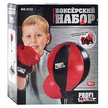Боксерский набор Profi MS 0332