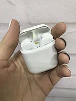 Беспроводные качественные Bluetooth наушники Airpods A10. Лучшая копия!