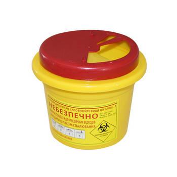 Контейнеры полимерные КТХ-1-0,8