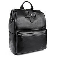 Стильний міський рюкзак з натуральної шкіри Bretton