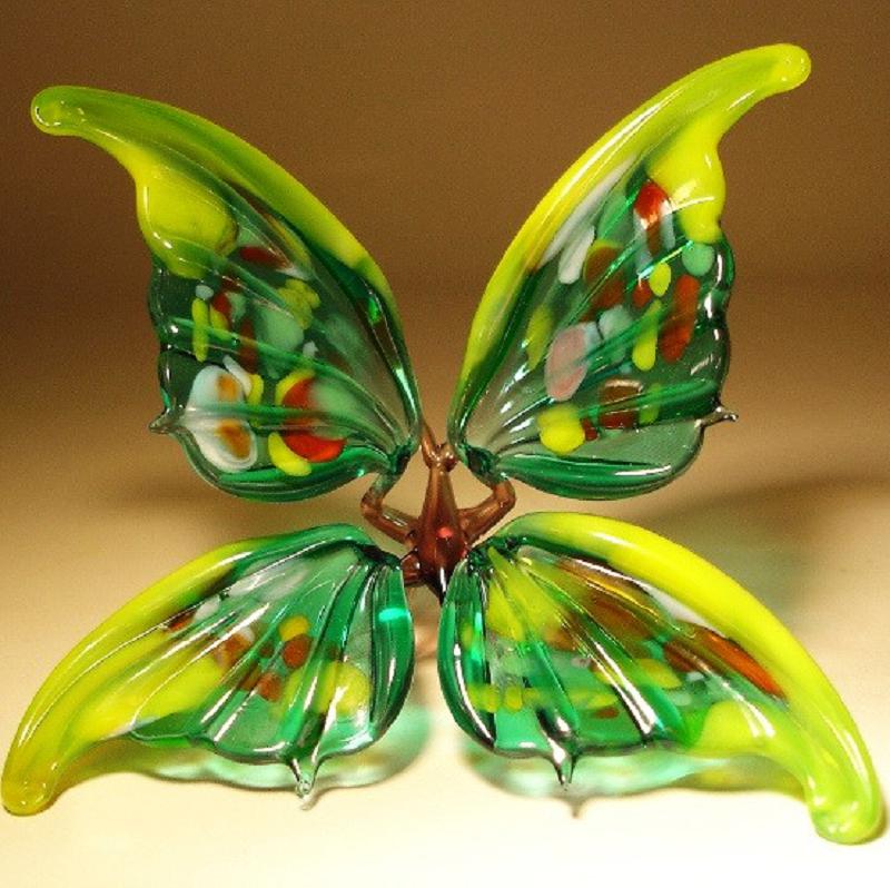 КДИ-0002 Набор алмазной вышивки Яркая бабочка