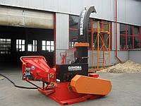 Рубальна машина, подрібнювач кругляка 290 мм