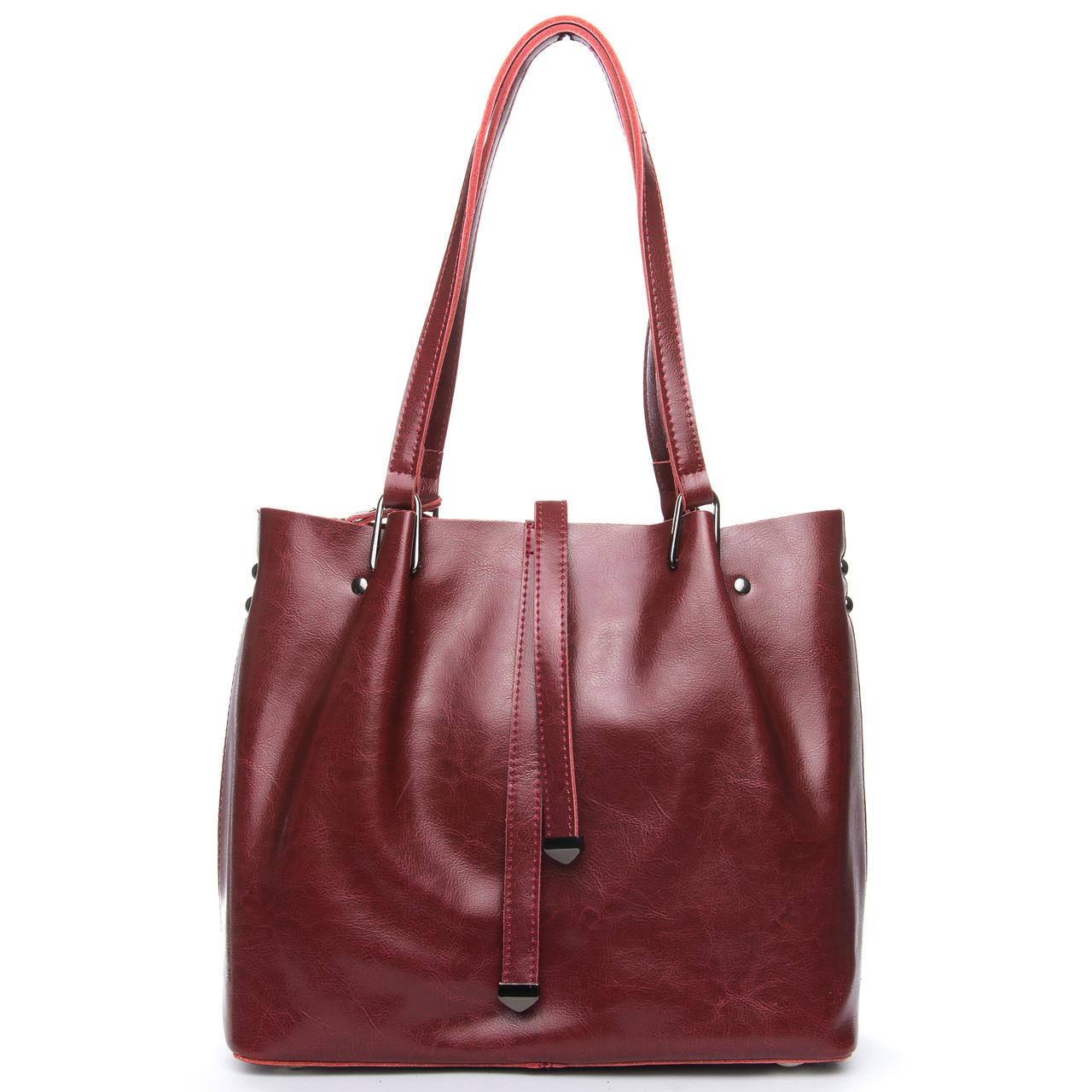 Женская сумка натуральнпя кожа