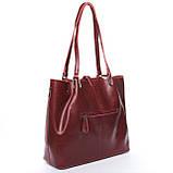 Женская сумка натуральнпя кожа, фото 2