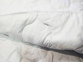 Одеяло Полуторное Зимнее 145х210 см,в тике (Хлопок).Уценка, фото 3