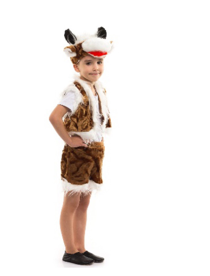 Карнавальный костюм Бычок