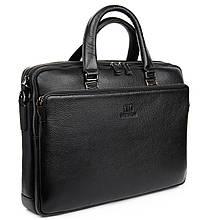 Кожаный портфель сумка для документов Bretton