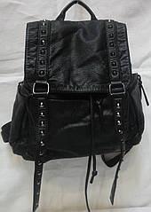 Женский стильный рюкзак из кожзаменителя